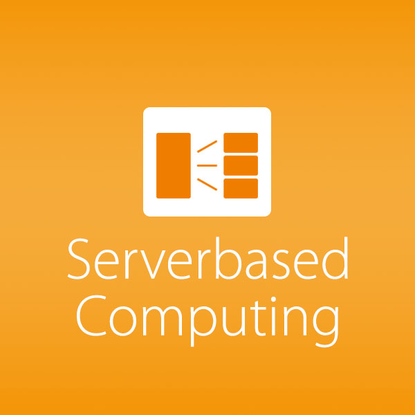 Serverbased Computing