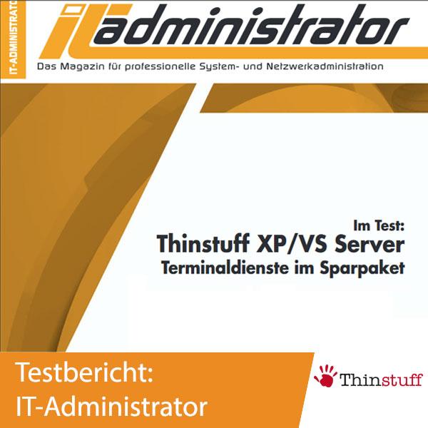 Thinstuff Testbericht