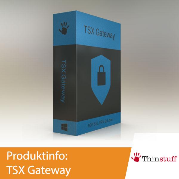 Thinstuff TSX Gateway