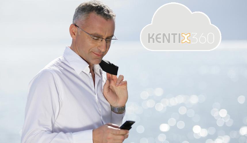 Kentix Cloud