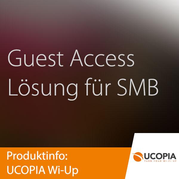 UCOPIA Wi-Up