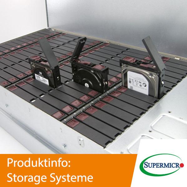 Supermicro Storage Systeme