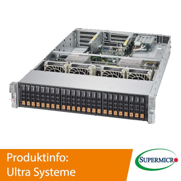 Supermicro Ultra Systeme