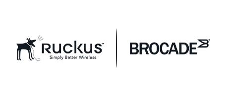 Logo Ruckus | Brocade