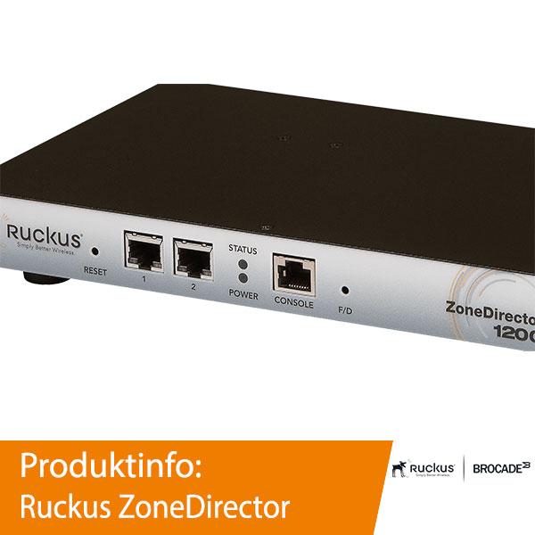 Ruckus ZoneDirector