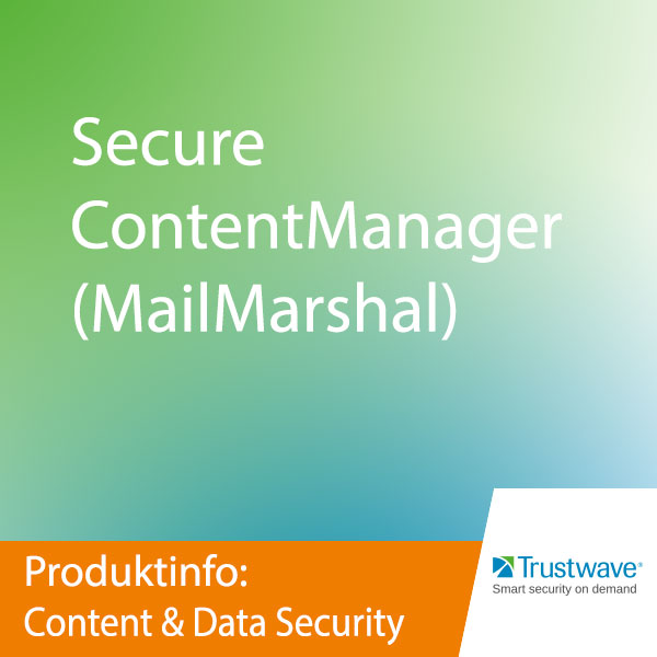 Trustwave Secure Content Manager