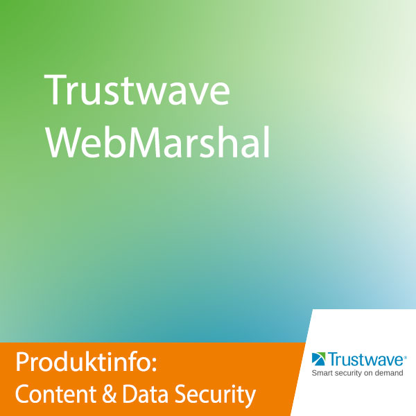 Trustwave WebMarshal