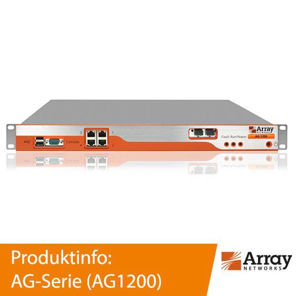 Array Secure Access Gateway