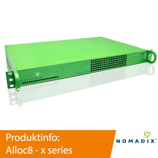 Nomadix Alloc8-x Serie