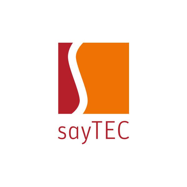 sayTEC Logo