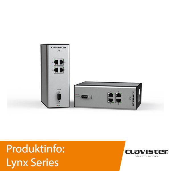 Clavister Lynx Series