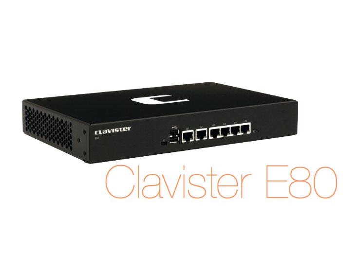 Clavister E80