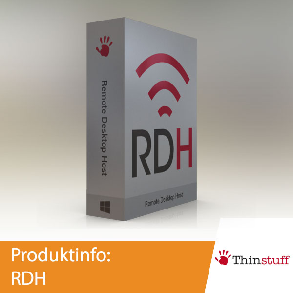 Thinstuff RDH