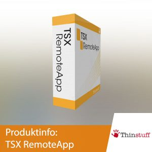 Thinstuff TSX RemoteApp