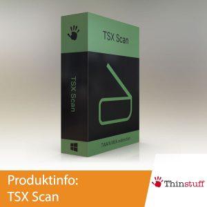 Thinstuff TSX Scan