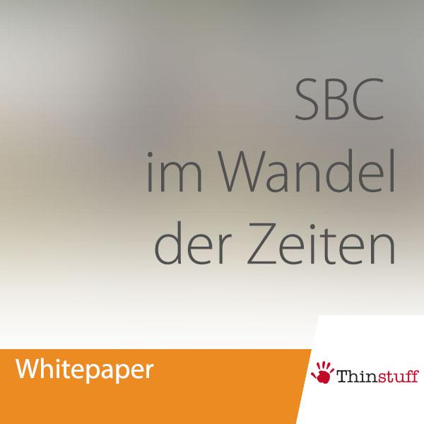 Whitepaper SBC