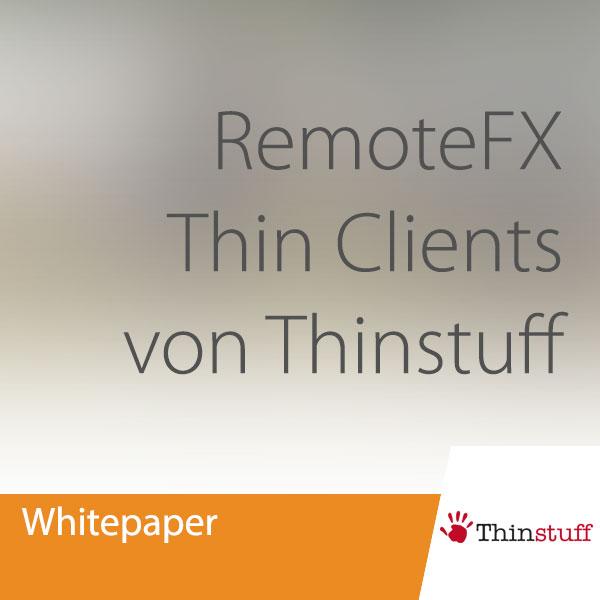 Whitepaper RemoteFX