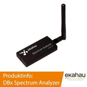Ekahau Spectrum Analyzer