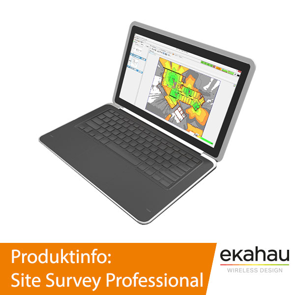 Ekahau Site Survey Professional