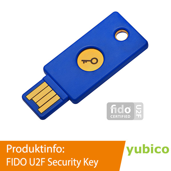 FIDO U2F Security Key