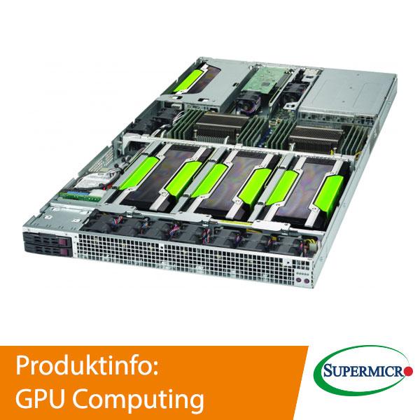 Supermicro GPU Computing