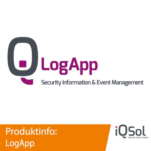 iQSol LogApp
