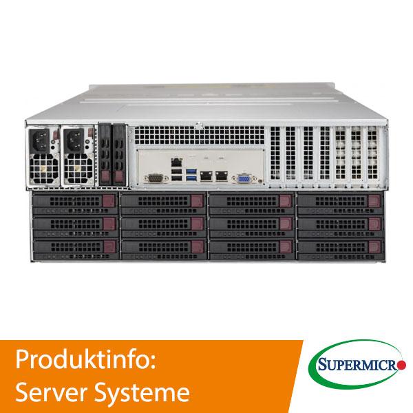 Supermicro Server Systeme