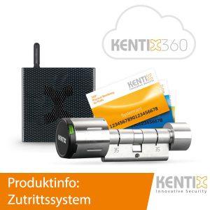 Kentix Zutrittssystem