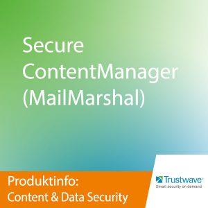Trustwave Secure Content Manager