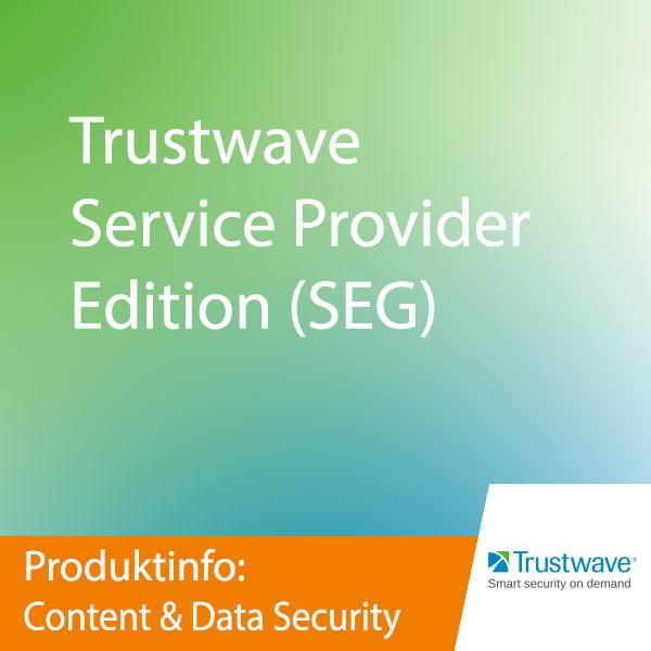 Trustwave Service Provider Edition (SEG)