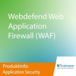 Trustwave Webdefend
