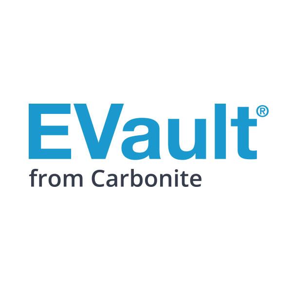 Logo EVault