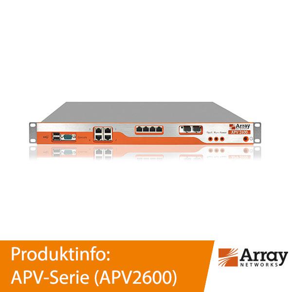 Array APV-Serie