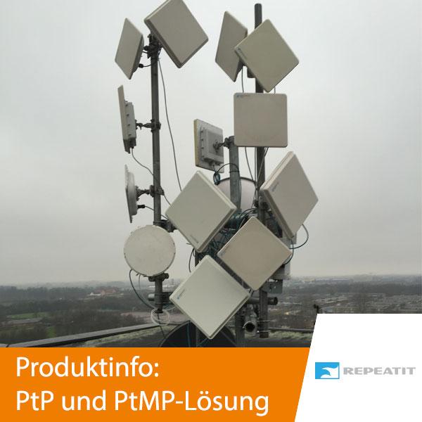Repeatit PtP PtMP