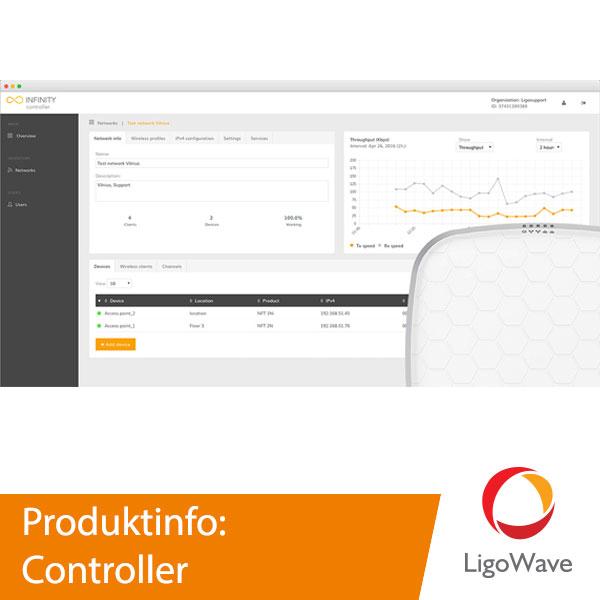 LigoWave Controller