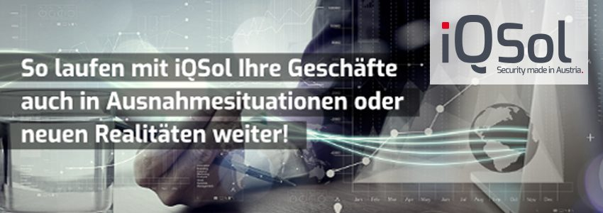 Business Continuity mit iQSol