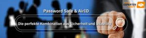 Password Safe und AirID