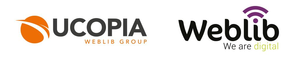 logos ucopia und weblib