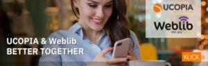 UCOPIA & Weblib - Better Together