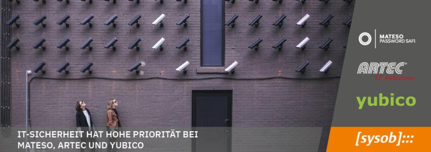 IT-Sicherheit hat hohe Priorität