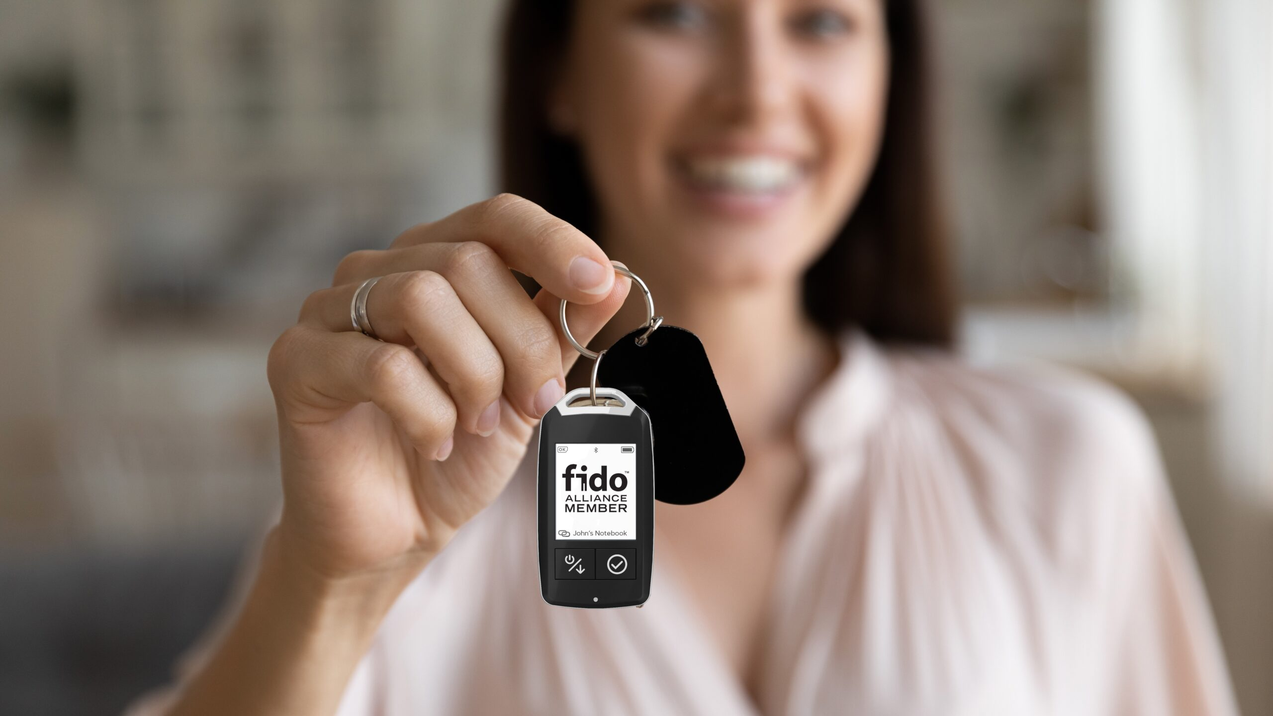 AirID FIDO Mini von certgate