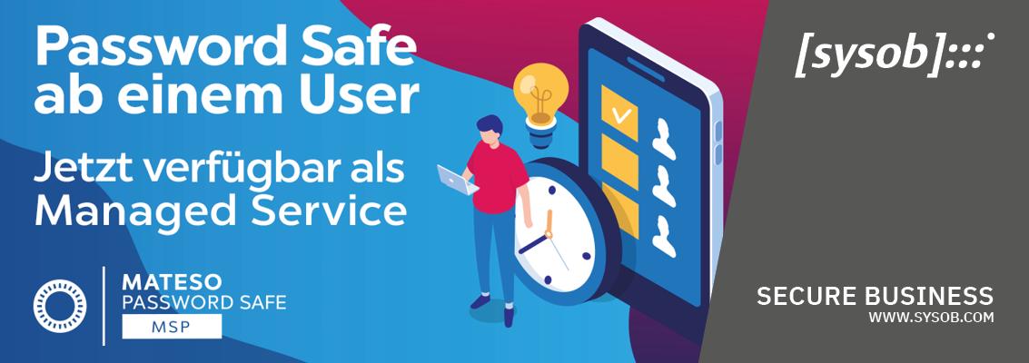 MATESO Password Safe MSP