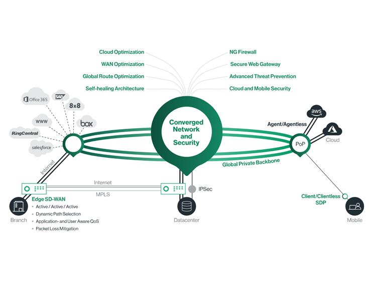 Cato Global Private Backbone